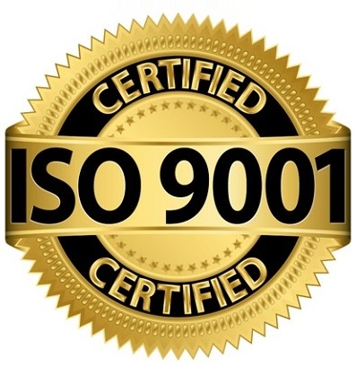 A ISO 9001 Certified Company